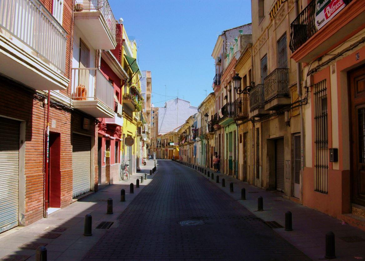 Barrio de Cabanyal